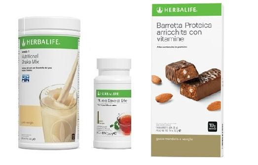 prodotti per perdere peso herbalife